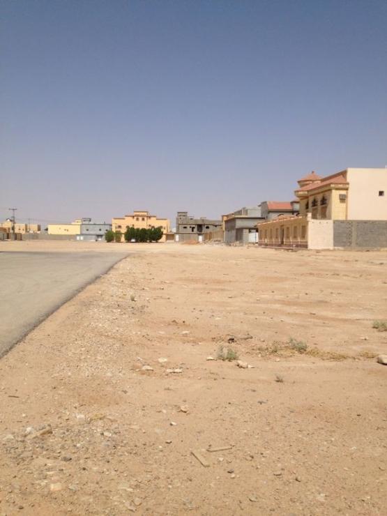 شارع في أرقى أحياء الأفلاج ينتظر الأزفلت منذ خمسة أعوام