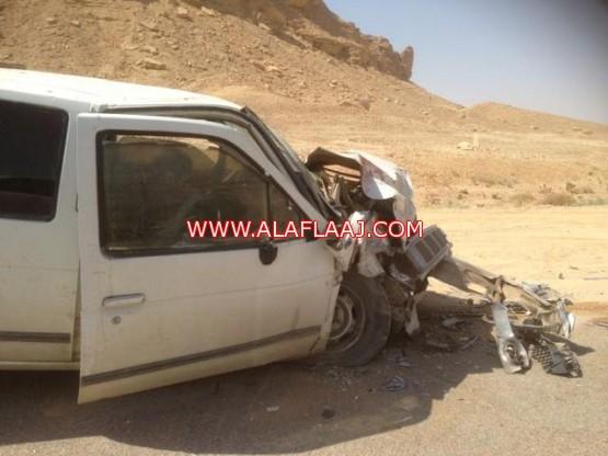 حادث تصادم طلاب ومعلم بالهدار