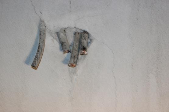 تفشي ظاهرة سرقة الكيابل الكهربائية بالمحافظة