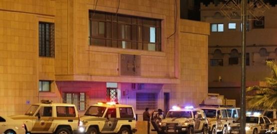 صور: نقل السفير القطري المتسبّب في قتل مواطن وإصابة آخر للرياض