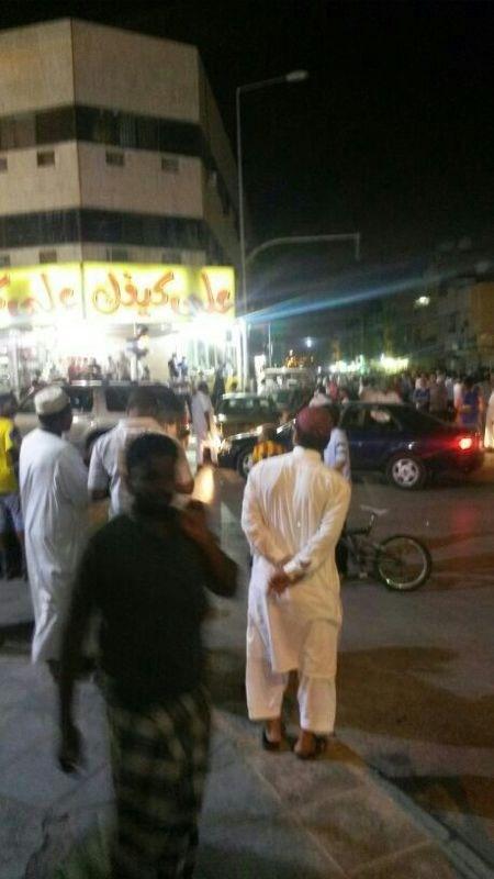 وفاة مقيم سوداني وإصابة 17