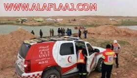 بعد لمى..غرق أربع فتيات في مستنقع بمنطقة رماح
