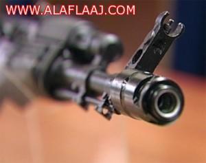 رصاصة رشاش تربك مستشفى الأفلاج العام