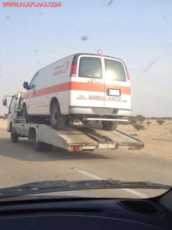 أهالي الهدار يطالبون بتوفير سيارة إسعاف بديلة