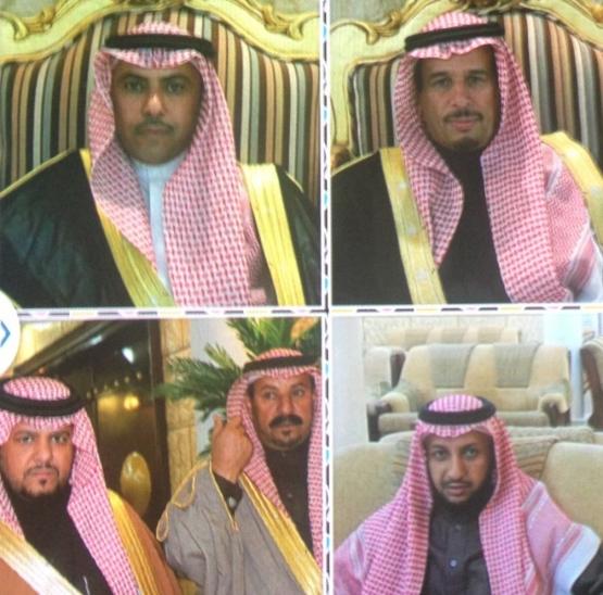 بالصــور : المقدم مبارك بن عاتي العجمي عريسآ
