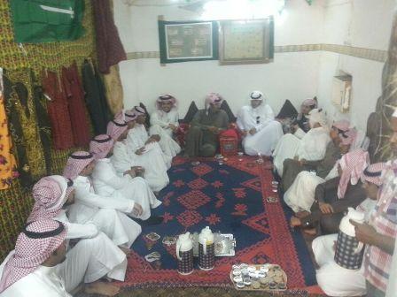 زيارة طلاب ثانوية تحفيظ القرآن الكريم بوادي الدواسر لمحافظة الأفلاج