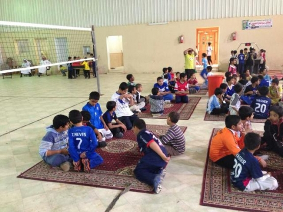 مدرسة ابن كثير الابتدائية تقيم برنامج اليوم المفتوح