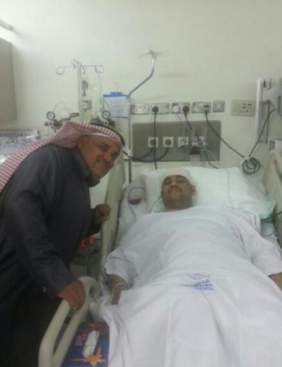 نجاح عملية جراحية أجريت للأستاذ فيصل الخرعان