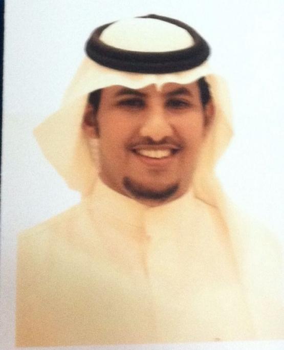 عبدالرحمن ال حامد مديرآ مناوبآ لمستشفى الأفلاج