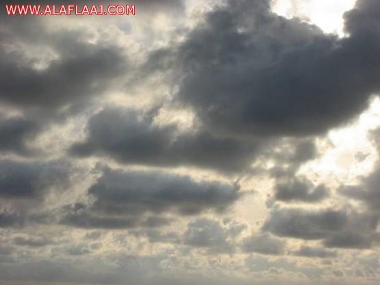 """""""الأرصاد"""": هطول أمطار رعدية على الشمالية والجوف وتبوك وحائل"""
