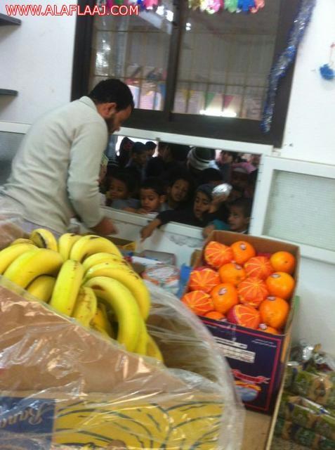 الصحة المدرسية تشكر مدرسة ابن كثير لإقامة مشروع  (غذائي صحتي)