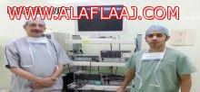بدء إجراء عمليات المناظير في مستشفى الأفلاج