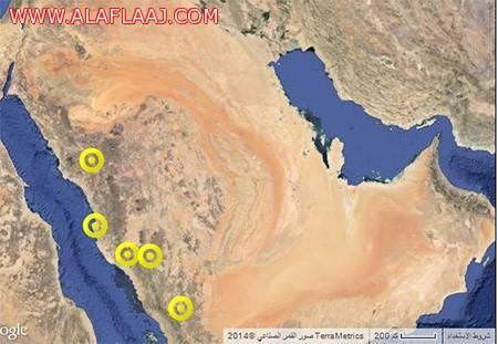 """""""اﻷرصاد"""" تنبّه عن نشاط في الرياح في بعض المناطق السعودية"""