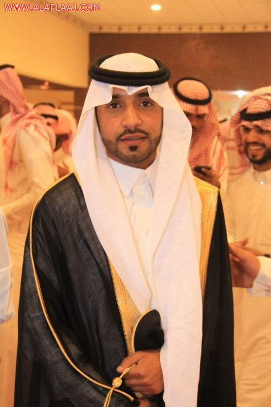 الشاب / أحمد بن سعد الدريهم عريساً