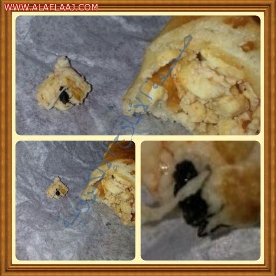 (حشرة) تحرم طفلة  إفطارها