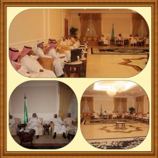 لجنة التنمية السياحية في ينبع تقيم عرضًا مرئيًا حول مهامها ودورها في تعزيز التنمية السياحية