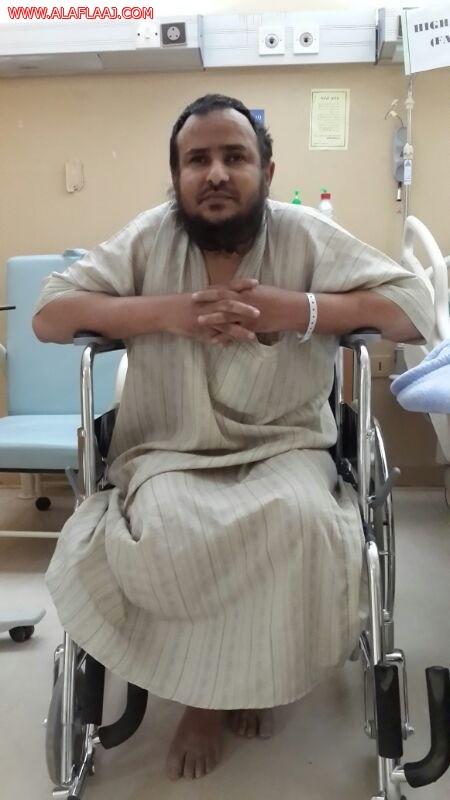 حادث مروري باﻷفلاج يدخل وافد آسيوي غيبوبة ثلاث سنوات ويفقده بصره