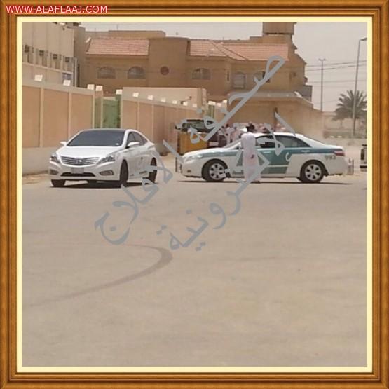 رجال الأمن يثبتون نجاحهم المبكر في ايام الأختبارات