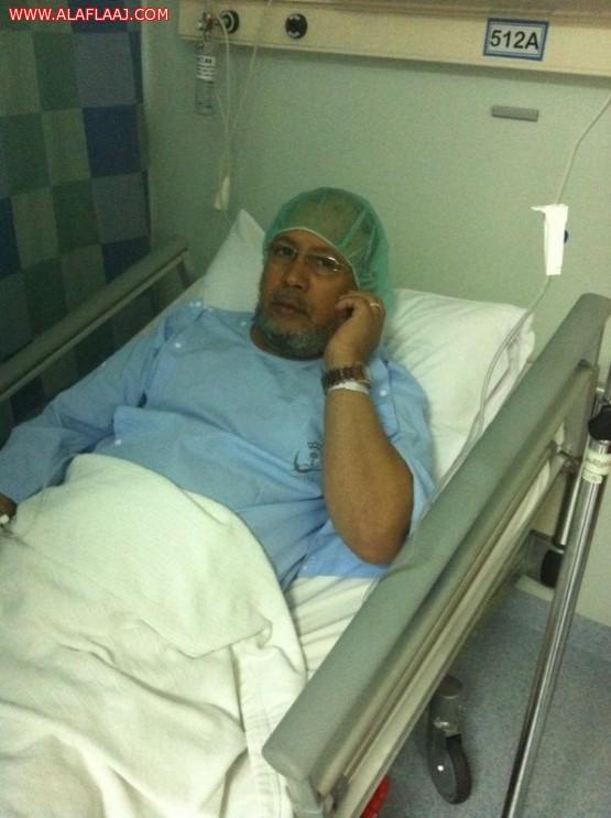 عملية جراحية للدكتور عبدالرحمن الزنان