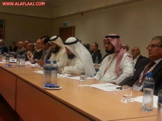 """حضور مؤتمر الأحواز يدعون على """"خميني إيران"""" بـ """"الله لا يرحمه"""""""