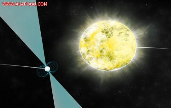إكتشاف كوكب يحوي الماساً بقيمة 27 نونيليون دولار