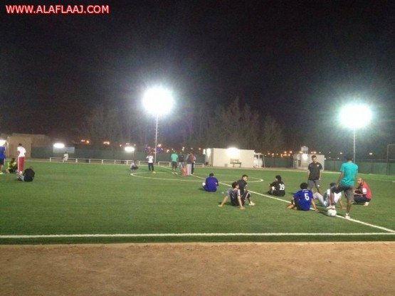 انطلق دوري تمرين ملعب المونديالي لشهر رمضان المبارك
