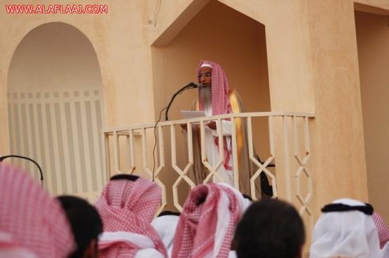 تغطية لمظاهر عيد الفطر المبارك بمركز سويدان 1435هـ