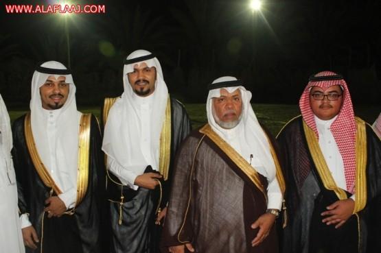 عائلة آل جمعة تحتفل بزواج ابنها الشاب عبدالله آل جمعة