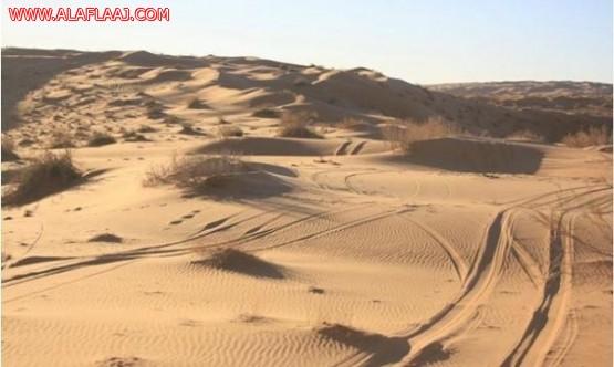 وفاة رجل أمن في منطقة صحراوية