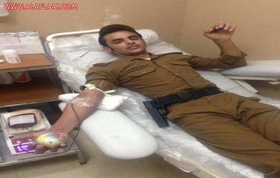 مستشفى الأفلاج يطلق حملة تبرعات تحت شعار دمي لوطني