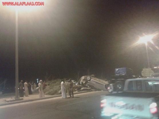 حادث مروري يصرع مسافر بالبديع ويصيب آخر