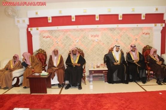 أسرة آل بشر تحتفل بزواج الأستاذ أسامة بن محمد آل بشر