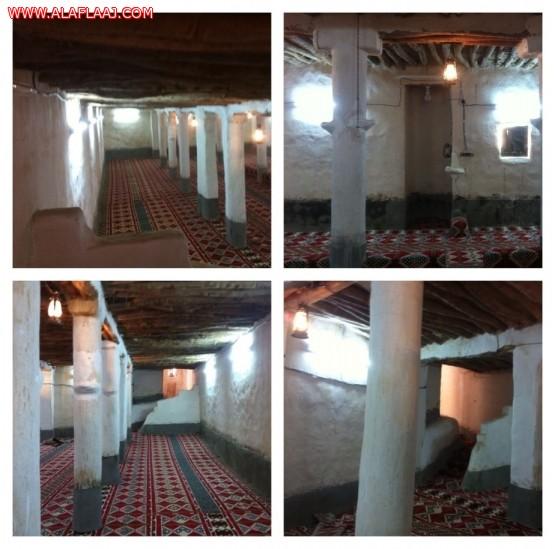الانتهاء من ترميم مسجد العمار التراثي