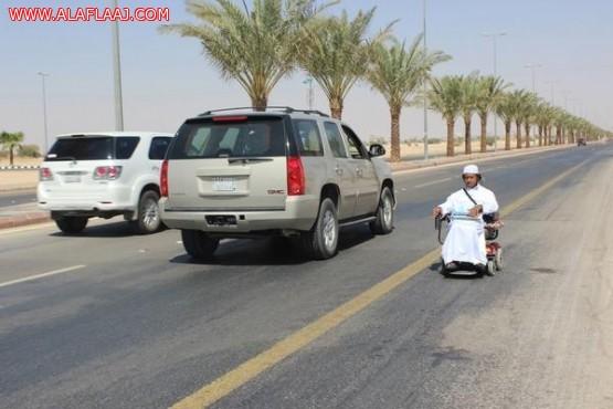 وصول سيارة عبود العبود للإمارت