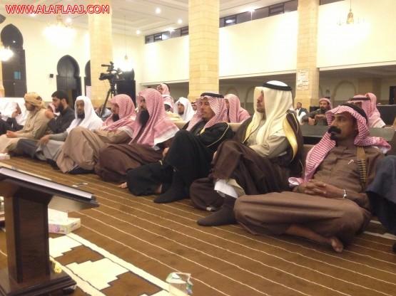الشيخ وليد السعيدان : المظاهرات وإثارتها محرمة شرعا ونحمد الله على نعمة الأمن والأمان