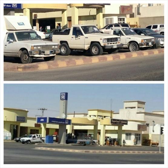 """مدير المرور : تم استبعاد السيارات المعروضة للبيع تجاوبا مع """"صحيفة الأفلاج الإلكترونية"""""""