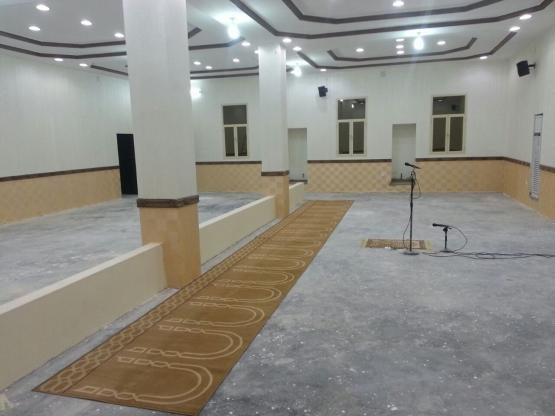 مسجد  في اﻷفلاج يناشد المحسنين