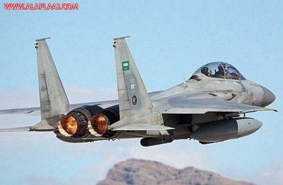 إنقاذ طيارين سعوديين فوق البحر الأحمر بعد اصابة طائرتهم الـ F-15 بعطل فني