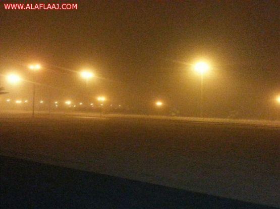 """""""مدني الرياض"""" يحذر من عاصفة غبار تستمر حتى مساء الغد"""