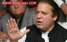 """شريف يشرح موقف باكستان من """"عاصفة الحزم"""": سنرد بقوة على أي تهديد للحرمين أو لسيادة السعودية"""