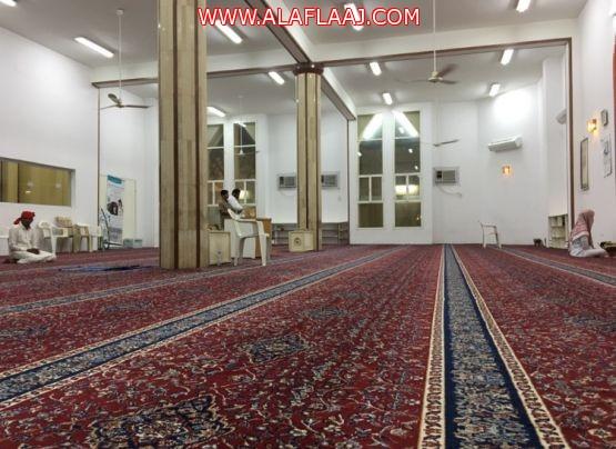 بالصور : مسجد محطة بترو ليلى إنموذجاً لمساجد الطرقات المتميزة