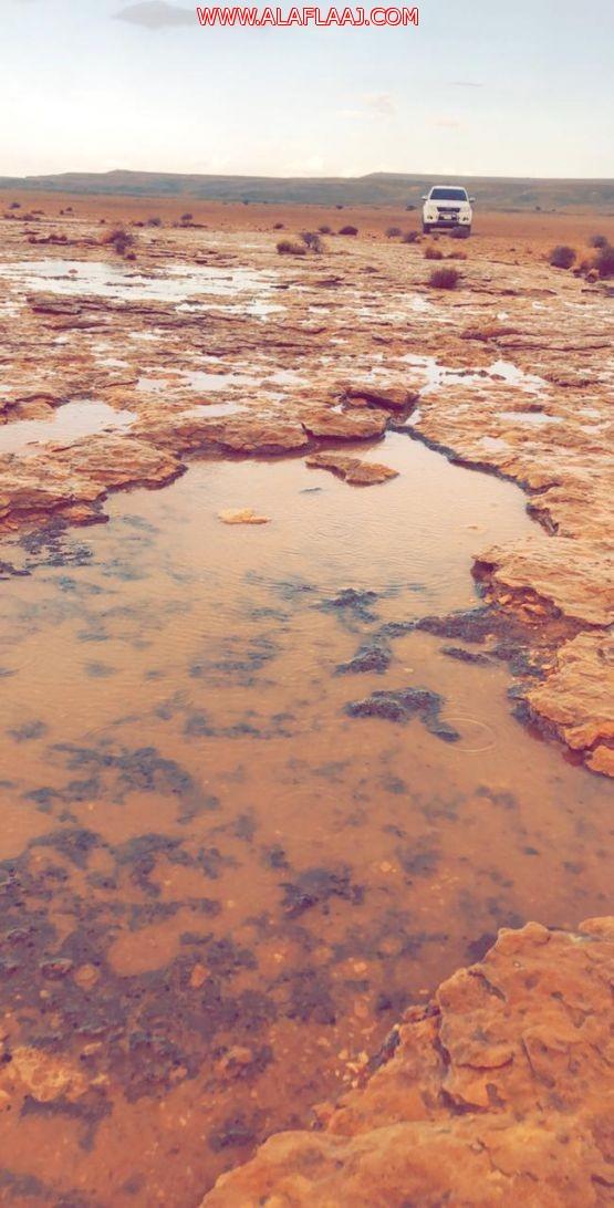الأمطار متوسطة شمال مركز حراضة