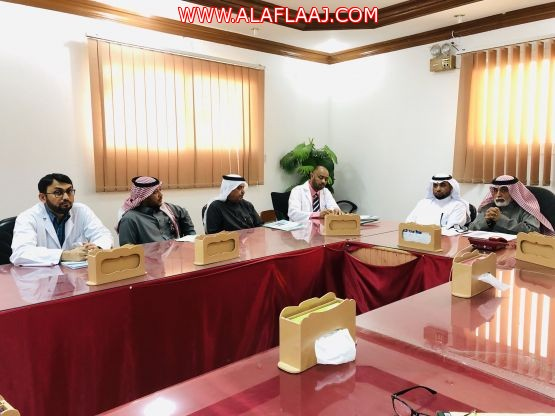 المجلس الإستشاري للمرضى ناقش عدد من المشكلات وعرض عدد من الحلول