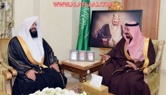 أمير نجران ونائبه يهنئان الحماد بتعيينه رئيسًا لمحكمة الاستئناف بالمنطقة