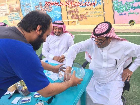 بالصور : زيارة المشرف الوزاري لنادي الحي بليلى