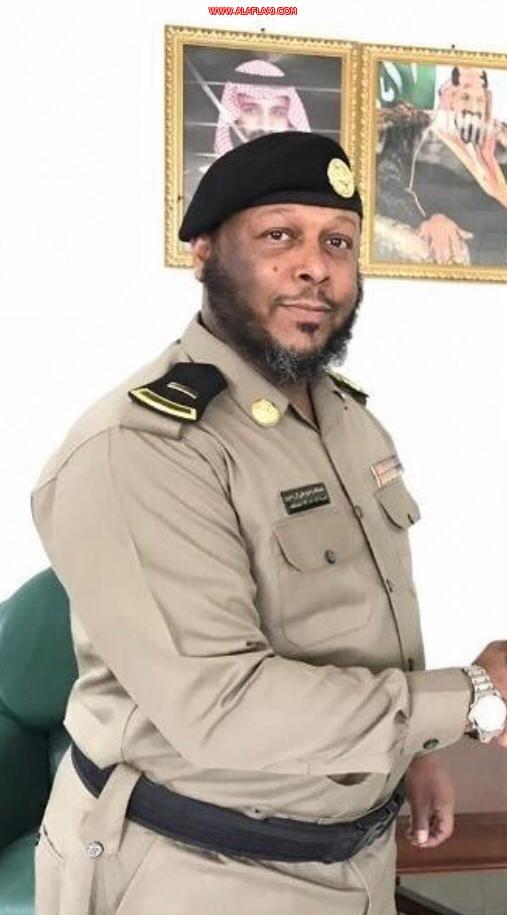 """""""آل راجح"""" رئيساً لمخفر شرطة الأحمر في الأفلاج"""