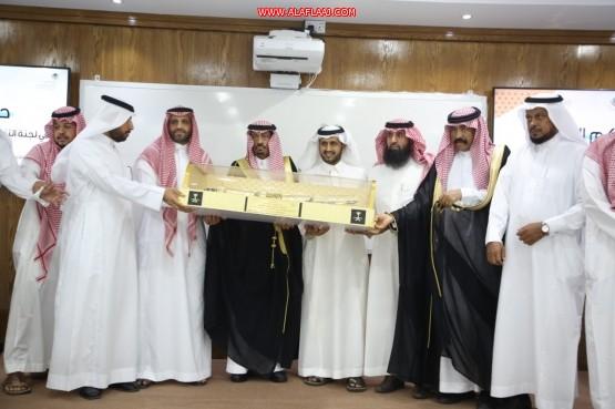 محافظة الأفلاج تحتفي بالمشاركين في إنجاح حفل زيارة أمير الرياض
