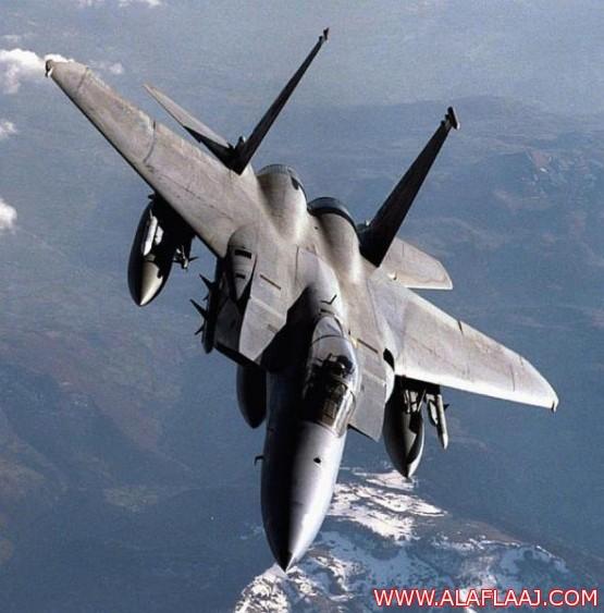 """وزارة الدفاع تؤكد سقوط طائرة الـ""""F15"""" ووفاة قائدها فهاد فالح المصارير"""