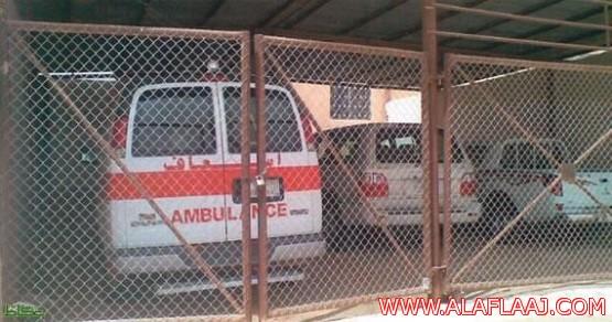 سيارة إسعاف واحده للهدار لاتكفي والمواطنين يناشدون مدير المستشفى