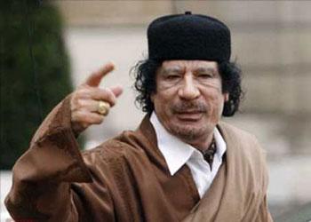 القذافي على قيد الحياه ويتلقى العلاج في مستشفى إفريقي